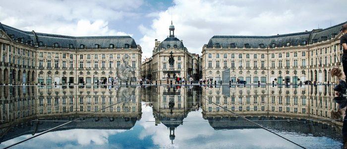 Place de la Bourse et quais de la rive gauche, Bordeaux