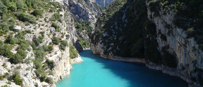 Gorges du Verdon, Provence